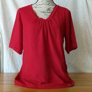 Lane Bryant V-neck t-shirt xl